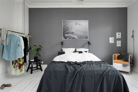 grey bedroom walls bedroom with a grey wall coco lapine designcoco lapine