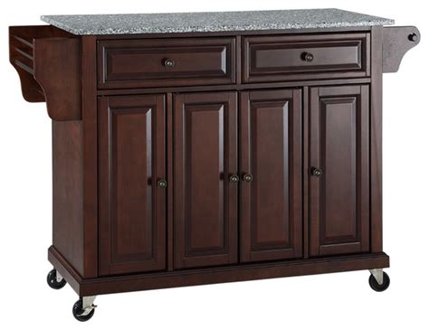 marble top kitchen island cart solid granite top kitchen cart island transitional