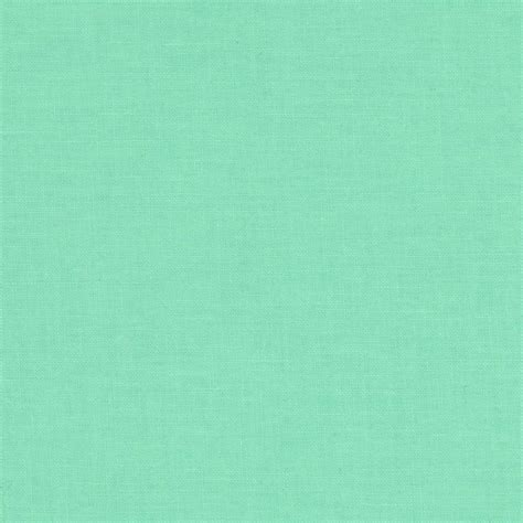 seafoam green color michael miller cotton couture broadcloth seafoam