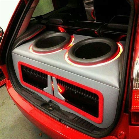 car light installation shop 68 best subwoofer images on
