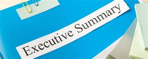 executive summary archives aaron vick
