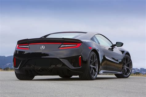 Honda Acura Nsx 2016 honda nsx specifications confirmed 427kw 7500rpm