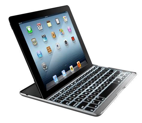 Keyboard Pro zaggkeys pro plus backlit keyboard shines for 129