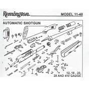 Remington 1100 Parts And Stocks 870 Pump