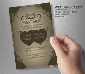 wedding card exles 7 wedding card templates documents in pdf psd vector