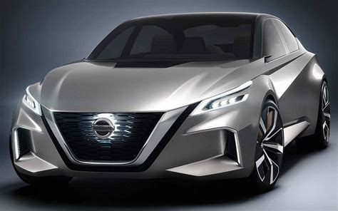 altima nissan 2018 2019 nissan altima redesign release date and price car