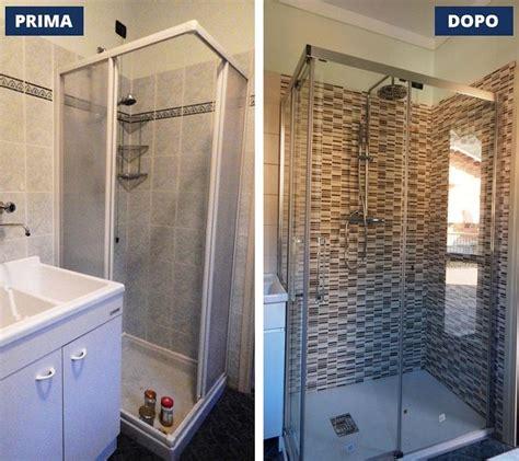 sostituire doccia foto sostituzione vasca con doccia