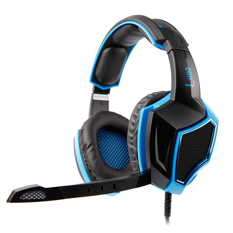 Headset Gaming Sades Sa 968 sades sa 968 pc gaming headset with 7 1 surround
