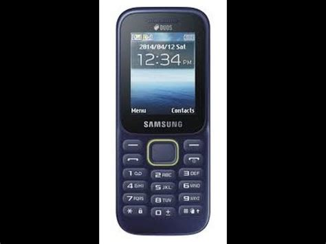 samsung metro b350e dual sim password unlock solution