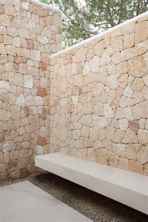 Modern Wall Design natural stone wall