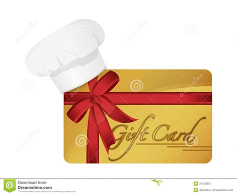 Open Table Gift Card - restaurant gift card illustration design stock image image 31135851