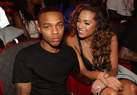 pics of erica mena before plastic surgery bow wow engaged to girlfriend erica mena
