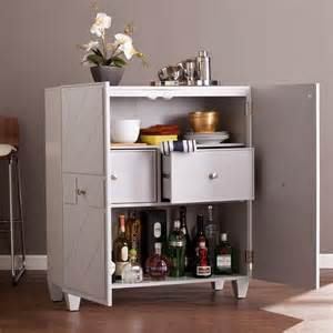 Gray Bar Cabinet Crosley Cambridge Expandable Bar Cabinet In Mahogany Kf40001dma The Home Depot