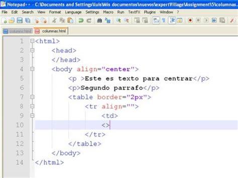 latex imagenes dos columnas c 243 mo crear tu propia p 225 gina web usando html c 243 mo hacer