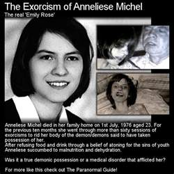 Real Stories the real exorcism of anneliese michel inspired the the exorcism of emily what