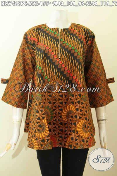 Baju Wanita Muda Aneka Baju Batik Wanita Muda Dan Dewasa Blus Batik Febi