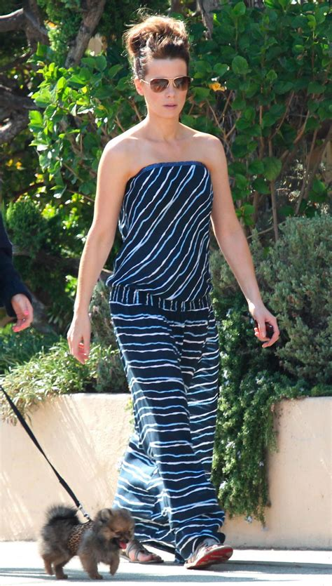 Kate Beckinsale Out And About by Kate Beckinsale Out And About In Santa Hawtcelebs