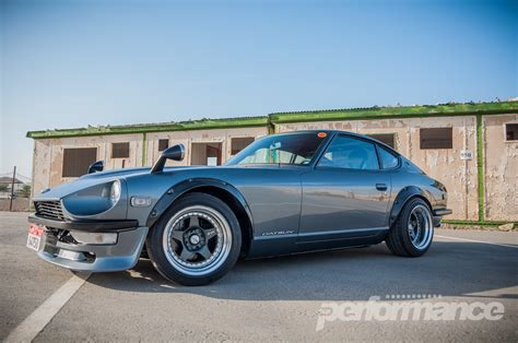 old nissan modified classic nissan fairlady z datsun 240z