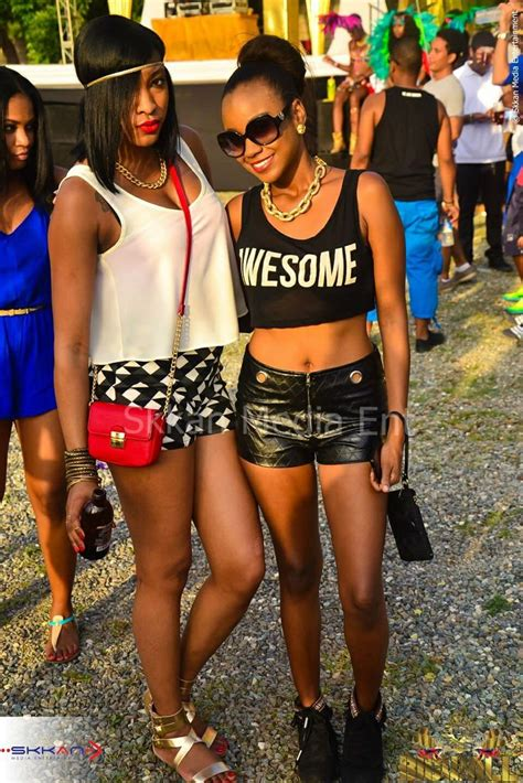 jamaican party fashion