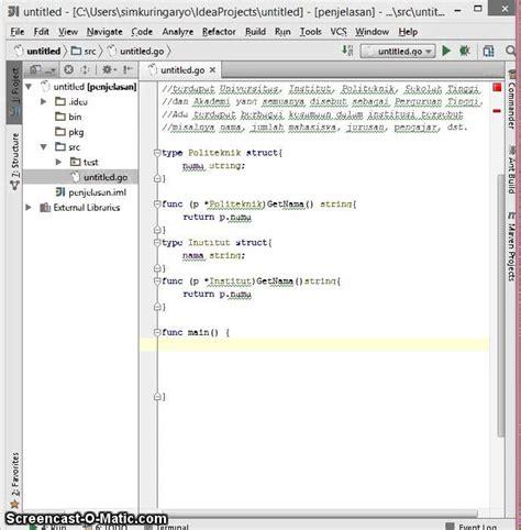 youtube tutorial excel bahasa indonesia bahasa pemrograman go interface youtube