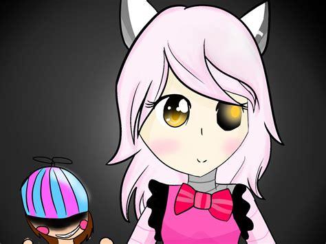 Imagenes De Mangle Kawaii Anime | mangle anime by arpakasso kawaii on deviantart