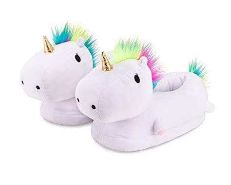 Sandal Bulu Rainbow Fur Unicorn light up unicorn slippers for twinkle tootsies color changing led lights and vibrant