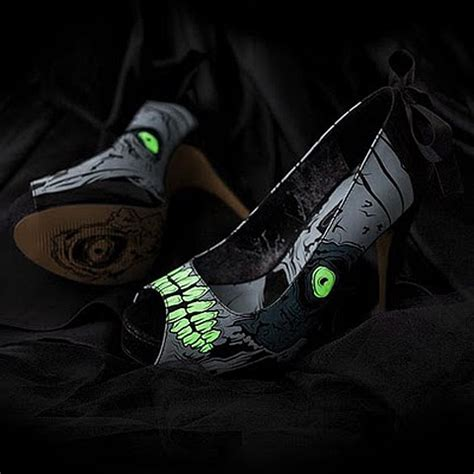 glow shoes glow in the shoes glow in the high heel shoes