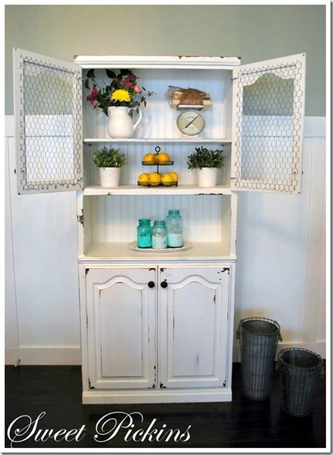 How To Paint And Distress Cabinets by Distressing With Vaseline And Cabinet Scrapers Sweet