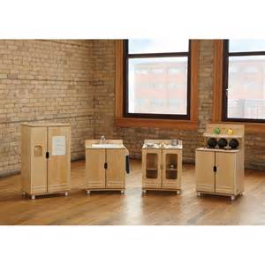 kitchen furniture sets truemodern play kitchen 1711jc ultra modern design
