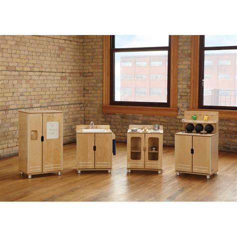 true modern furniture truemodern play kitchen refrigerator 1710jc ultra modern