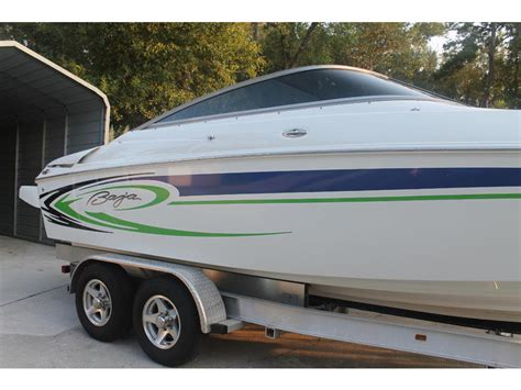 cigarette boats for sale in louisiana 2006 baja performance powerboat for sale in louisiana