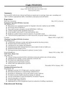 Rn Consultant Sle Resume by Presale Consultant Resume