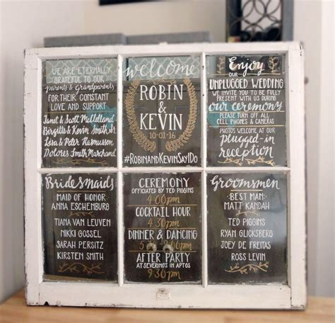 Wedding Window by Best 25 Diy Wedding Seating Chart Ideas On