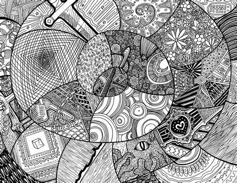 doodle zen exemples zen doodle sebovies