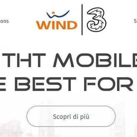 operatori virtuali telefonia mobile telefonia wind tre crea tht mobile operatore virtuale