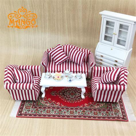 Miniature Living Room Furniture by Plaid Sofa Sets Sofa Menzilperde Net