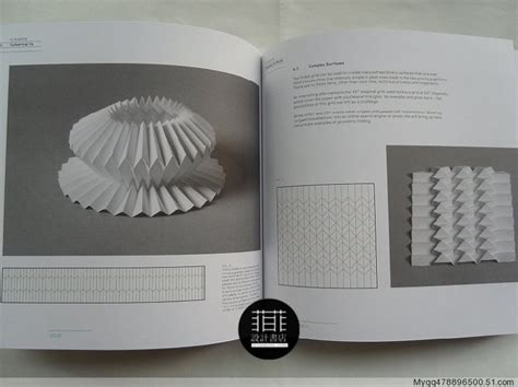 Cool Paper Folding Techniques - folding techniques for designers diy paper lshade