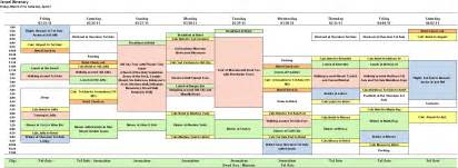 itinerary schedule template travel schedule template excel schedule template free