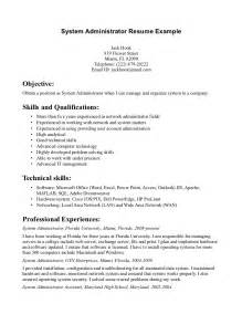 It Systems Administrator Sle Resume by The Best Apprenticeship Cv Sle 2017 2018 Best Cars Reviews