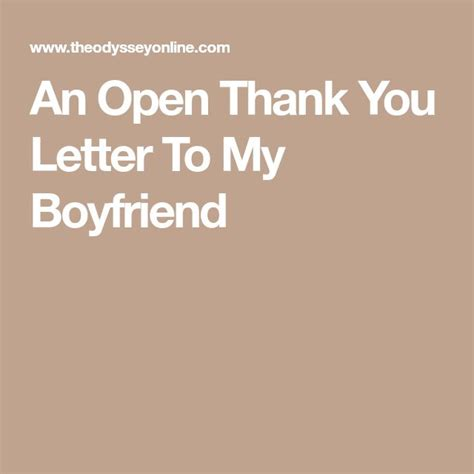 thank you letter to my on birthday thank you letter to my boyfriend birthday letter of