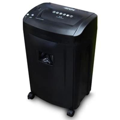 Secure Maxi 18cc Penghancur Kertas Cross Cut 4mm X 29mm Promo secure maxi 15a paper shredder