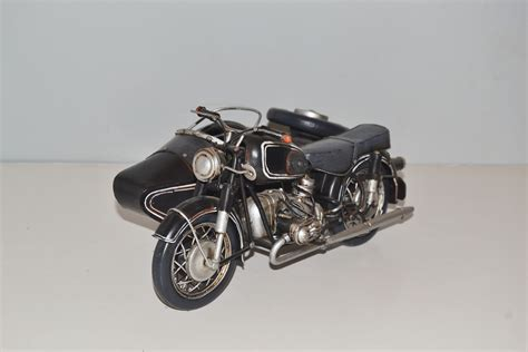 Modell Motorrad Mit Beiwagen by Bmw R60 2 Motorrad Modell Mit Beiwagen Blechmodell
