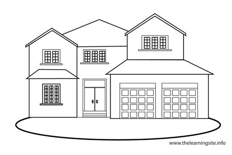 shape of house 28 images outline of house clipart best 9 best images of house outline printable house outline