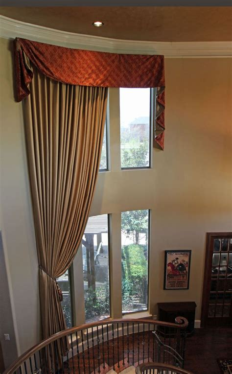 Dramatic Window Treatments 8 Best Images About Window Treatments On