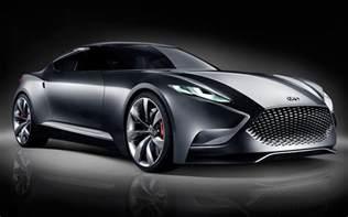 Concept Hyundai Hyundai Hnd 9 Coupe Concept