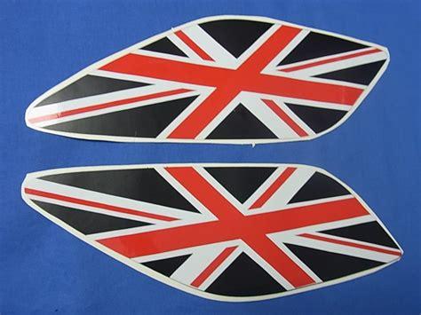 Auto Sticker Union Jack by Union Jack Aufkleber F 252 R Heckspoiler 10204