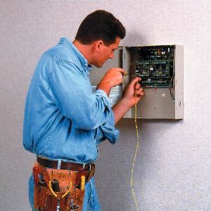 security systems and alarms