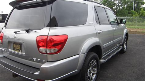 free service manuals online 2007 toyota sequoia navigation system incredible 1 owner history 2007 toyota sequoia limited 4x4 sold youtube