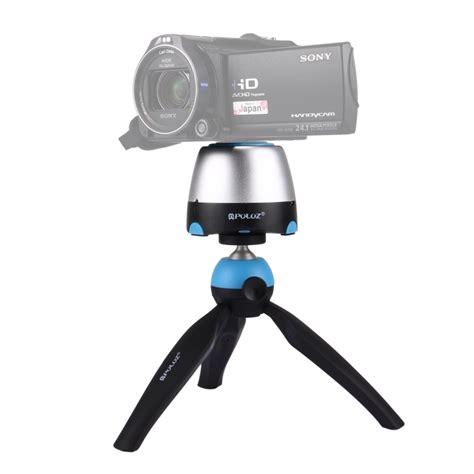 14 Inch 360 Tripod Mount For Dslr puluz electronic 360 degree rotation panoramic tripod tripod mount gopro cl phone