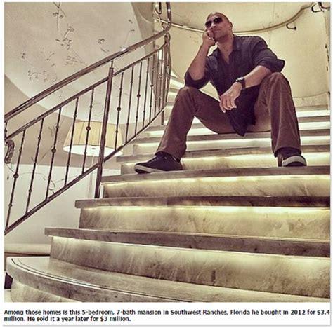 Koleksi Dwayne Johnson The Rock jom lihat gaya hidup mewah pelakon termahal di dunia the